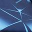 рюкзак  темно-синий с орнаментом