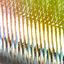 светло-золотистая радужная рыбка