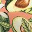 авокадо-принт