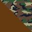 камуфляж/коричневый
