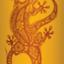 оранжевый (ящерица)
