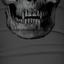 Tactical-Grey Skull