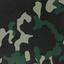 зелёно-чёрный камуфляж