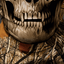 Forest Camo Skull