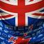 United Kingdom Graphic Flag