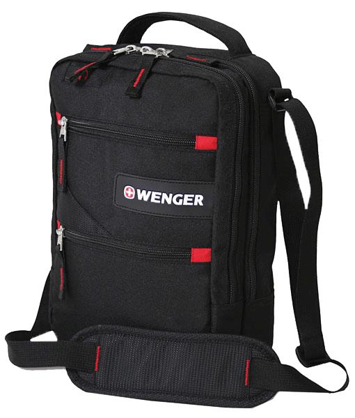 6f1d7aeabfda Дорожная сумка WENGER «MINI VERTICAL BOARDING BAG» (синий). Скидка ...