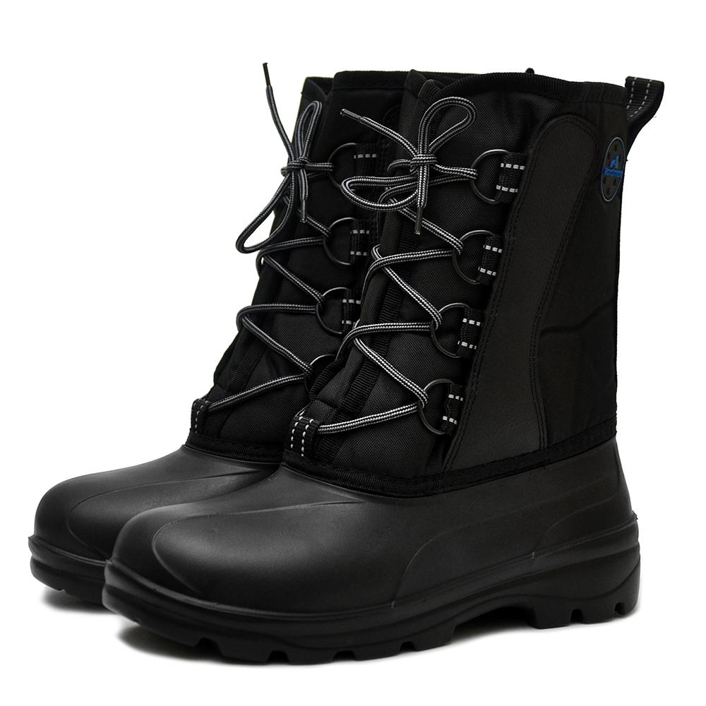 a8e3fcfa4 Сапоги мужские комбинированные на основе галоши из ЭВА,(модель на шнурках)  ...