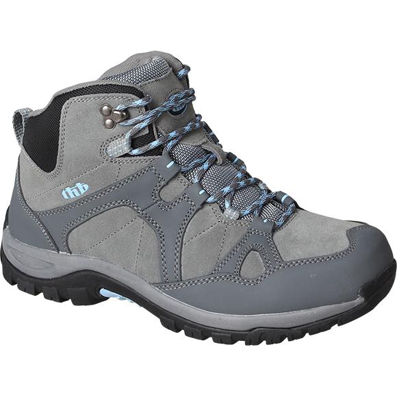 e172817e2 Женские треккинговые ботинки THB «Blanca» с мембраной (серый, 36 ...