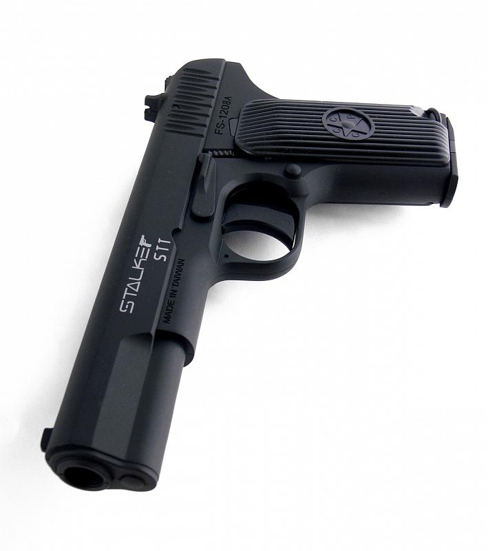 Пистолет сталкер картинка