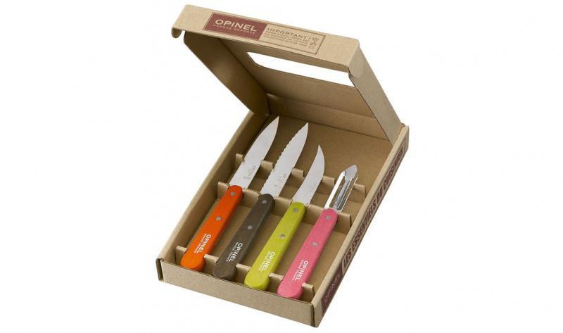 Набор ножей opinel нержавеющая сталь флэш-нож victorinox
