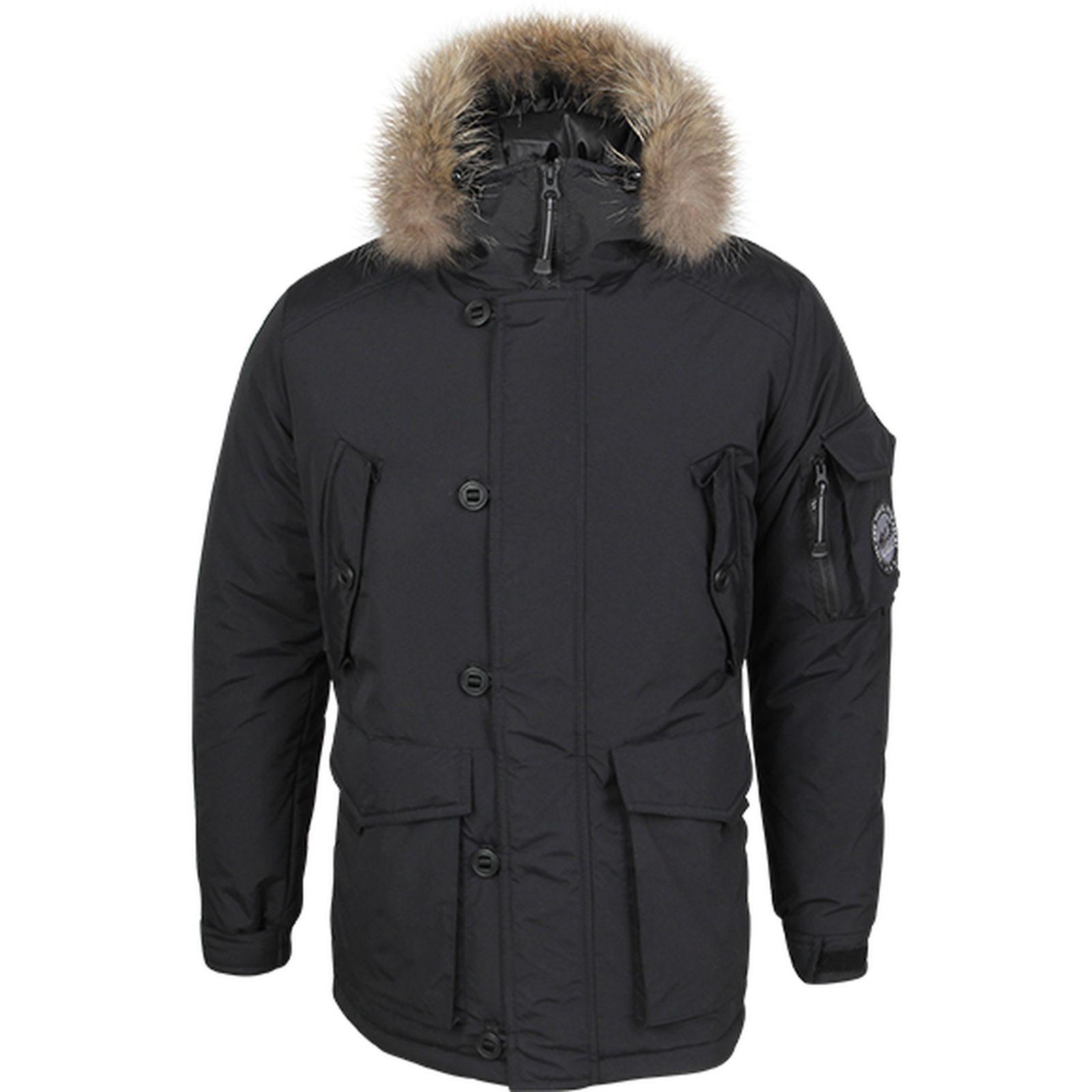 8d3f4232f7c Городская зимняя куртка Splav «Аляска» (оливковый