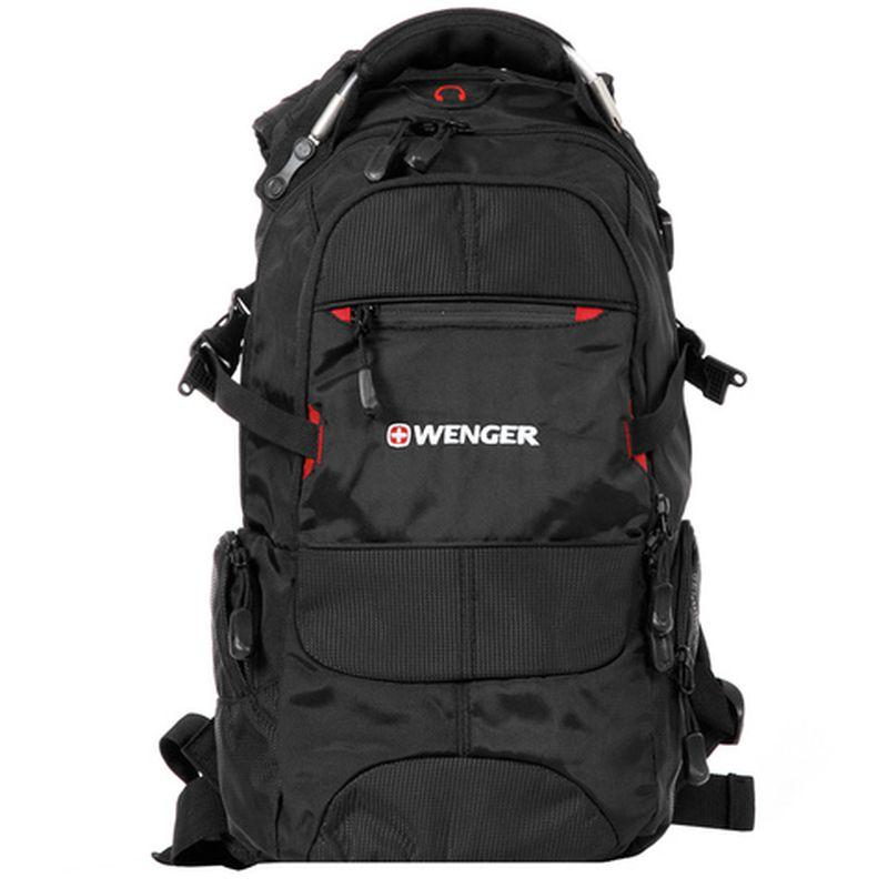 Рюкзак wenger narrow hiking pack цвет черный fancier kingkong i 40 фото рюкзак черный